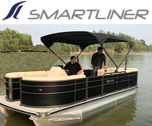 Smartliner pontoon
