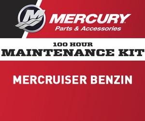 MerCruiser benzin - 100 timer